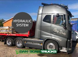 standaard trekker Volvo FH16 Full Air suspension. Hydr. system 2013