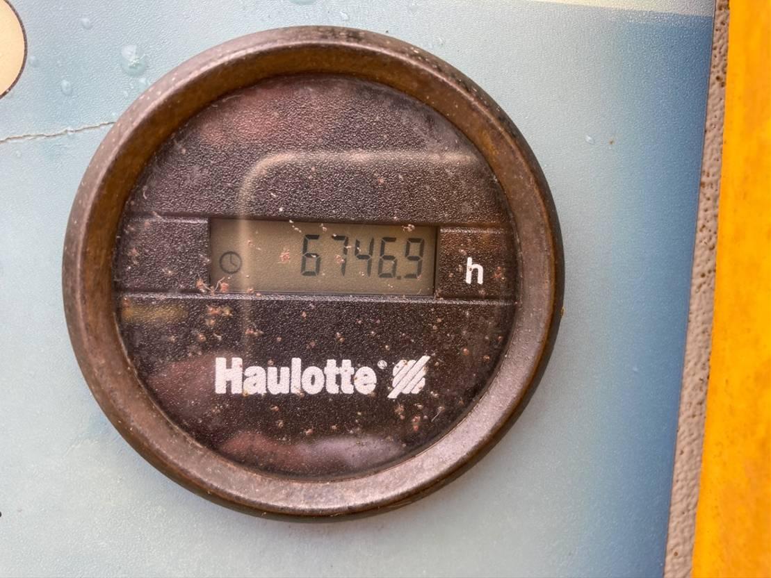 knikarmhoogwerker wiel Haulotte HA 32 PX 2006