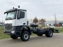 camion châssis-cabine Mercedes-Benz 2036-A 4x4 - Euro 3 - Chassis Cabine - NEW 2021