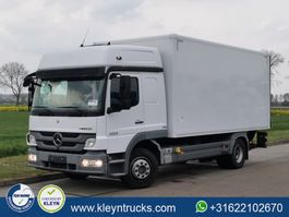 bakwagen vrachtwagen Mercedes-Benz Atego 1224 bigspace,bär 1500 kg 2013