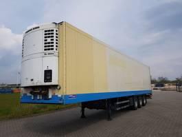 koel-vries oplegger Schmitz Cargobull SKO 27 Doppelstock Thermo King SL-200e 2004
