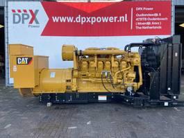 generator Caterpillar 3512B - 1.600 kVA (11kV) Generator 2021