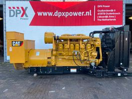 generator Caterpillar 3512B - 1.600 kVA Generator - DPX-18039 2021