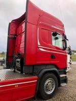 standaard trekker Scania R520-V8 tractor unit 2015