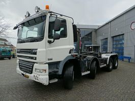 containersysteem vrachtwagen DAF CF 85 / 8X4 / FULL-STEEL / HOOKLIFT / AUTOMATIC / EURO5 / 2009 2009