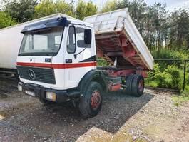 kipper vrachtwagen > 7.5 t Mercedes-Benz 1619 4x4 1981