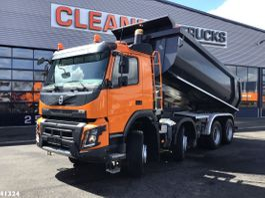 kipper vrachtwagen > 7.5 t Volvo FMX 460 8x4 20m3 Just 71.052 km! 2018