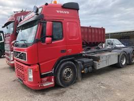 chassis cabine vrachtwagen Volvo FM 440 2009