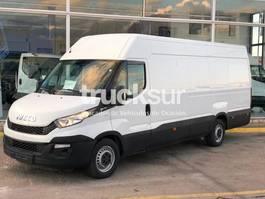 bakwagen vrachtwagen Iveco 35S13 V 16M3 2016