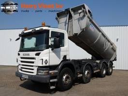 kipper vrachtwagen > 7.5 t Scania P380 8x4 2007