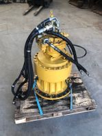 hydraulisch systeem equipment onderdeel Caterpillar swing drive with motor 336D OEM: 2003372 / 3332959 2012