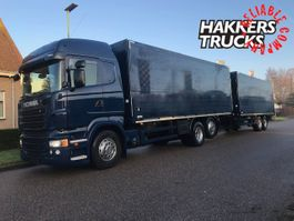 bakwagen vrachtwagen Scania R440 6x2*4 orten , topzustand,komplett 2013