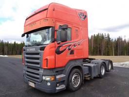standaard trekker Scania R500 2007