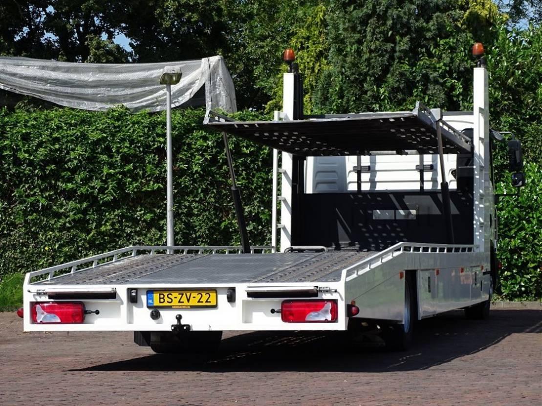 autotransporter vrachtwagen MAN TGL12.240 AUT LANG TIJHOF 3 CARS FIRST OWNER 2007