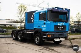 standaard trekker MAN 33.463 Tracteur grande différentiel 1997