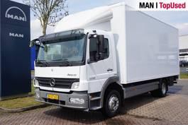 bakwagen vrachtwagen Mercedes-Benz Atego 1218L Bakwagen
