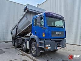 kipper vrachtwagen > 7.5 t MAN TGA 35 8x4 2004