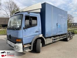 bakwagen vrachtwagen Mercedes-Benz Atego 1523 6x2/4 1999