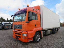 bakwagen vrachtwagen MAN TGA 26.320 6x2*4 Side opening box