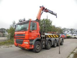 containersysteem vrachtwagen DAF CF 85 10X4 2008