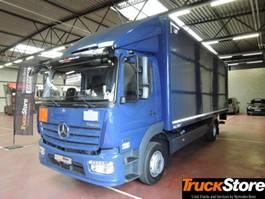 bakwagen vrachtwagen Mercedes-Benz Atego 1224 L 2016