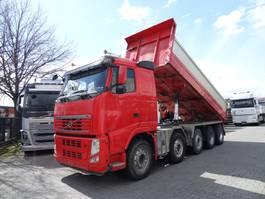kipper vrachtwagen > 7.5 t Volvo FH13 500 10X4 2011