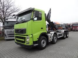 containersysteem vrachtwagen Volvo FH13 460 8X4 HAKEN 2011