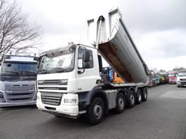kipper vrachtwagen > 7.5 t DAF CF 85 10X4 2011