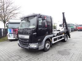containersysteem vrachtwagen DAF LF 250.12 Absetzkipper 2015