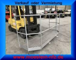 kipper oplegger Schmitz Cargobull Gotha SPL18 Podest für Kippauflieger, Musterbild 2018