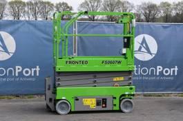 schaarhoogwerker wiel Fronteq FS0607W 2020