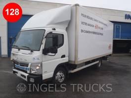 bakwagen vrachtwagen Mitsubishi Canter FUSO HYBRID 7C15 2018