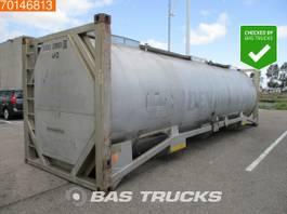 wissellaadbak container Other Schwingenschloge Chemical 30ft 30Ft 31.000Ltr 3 comp. 316 1990