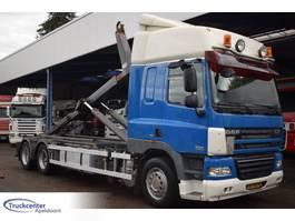 containersysteem vrachtwagen DAF CF 85 Manuel, Euro 5, 6x2, VDL, Truckcenter Apeldoorn 2007