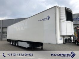 koel-vries oplegger Chereau CSD3 / 3 as Disk / 2 Temp IsoBox / Carrier / Laadklep / APK 08-2021 2012