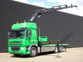 kraanwagen DAF CF 85 6x2/4 / EURO 5 / 42 t/m CRANE / KRAN 2009