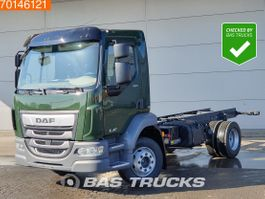 chassis cabine vrachtwagen DAF LF 180 4X2 NEW! ACC Steelsuspension Euro 6 2021