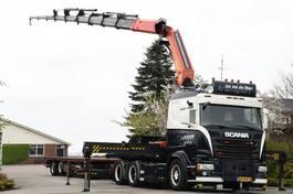 standaard trekker Scania G400 !!6x2 TRACTOR/TRUCK COMBINATION!!!! PALFINGER PK48TM! TOP!! 2014
