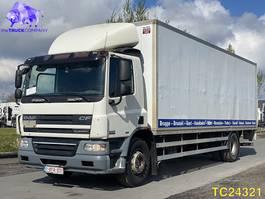 bakwagen vrachtwagen DAF CF 75 Euro 5 2007