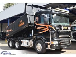 kipper vrachtwagen > 7.5 t Scania R620-V8 6x4, Manuel + Retarder, Truckcenter Apeldoorn 2008