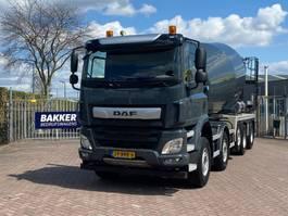 betonmixer vrachtwagen DAF CF 530 *2019* 10x4 49t WSG SCHWING STETTER MIXER 15000 ltr. 2019