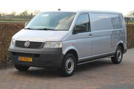 gesloten bestelwagen Volkswagen Transporter 2.5 TDI AIRCO LANG 2006