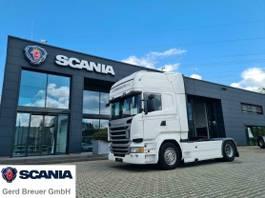 standaard trekker Scania R450 LA4X2MNA Topline ohne no EGR SCR only ACC 2017