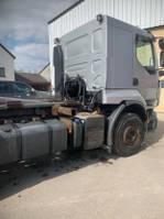 containersysteem vrachtwagen Renault Lander 450 - 6X4 2007