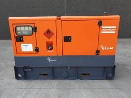 generator Atlas Copco QAS 40 2011