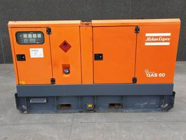 generator Atlas Copco QAS 60 2010