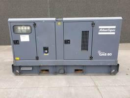 generator Atlas Copco QAS 80 2011