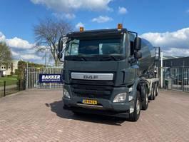 betonmixer vrachtwagen DAF CF 510 *2018* 10x4 49t WSG SCHWING STETTER MIXER 15000 ltr. 2019