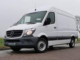 gesloten bestelwagen Mercedes-Benz Sprinter 216 l2h2 airco 160pk 2013