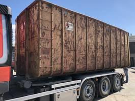 open top zeecontainer Vossebelt 45M3 container
